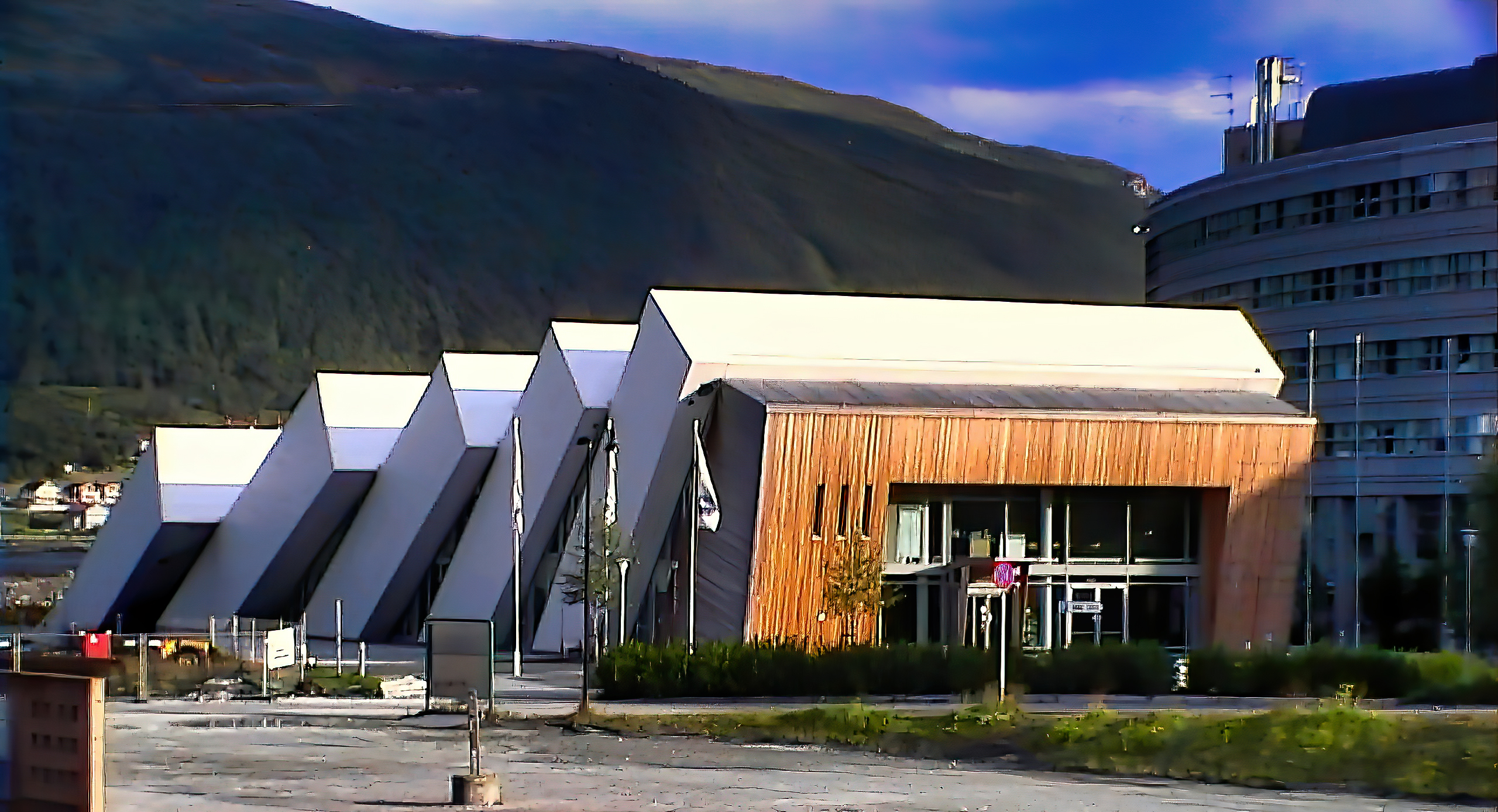 Musée Polaria à Tromsø