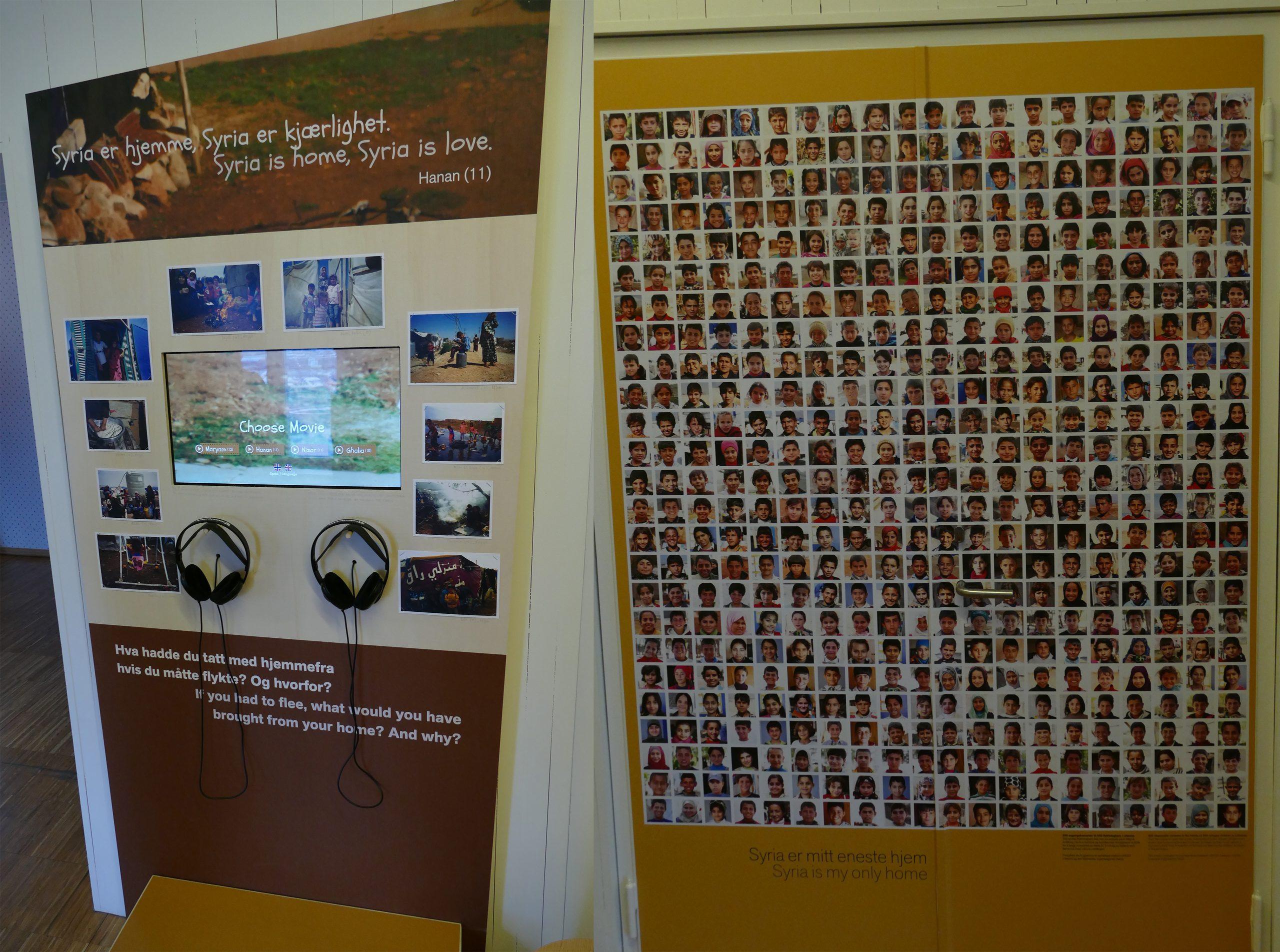 Exposition sur la Syrie au Centre Nobel de la Paix