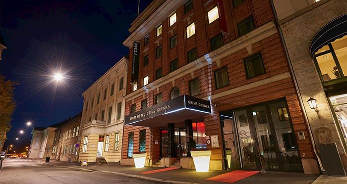 Hôtel Grims Grenka à Oslo