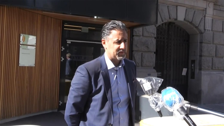Abid Raja, Ministre de la Culture en Norvège