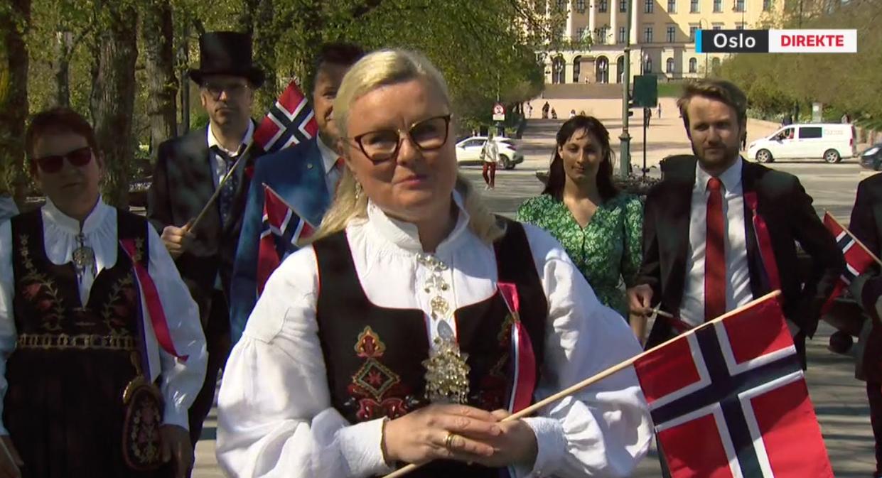Comité du 17 mai à Oslo