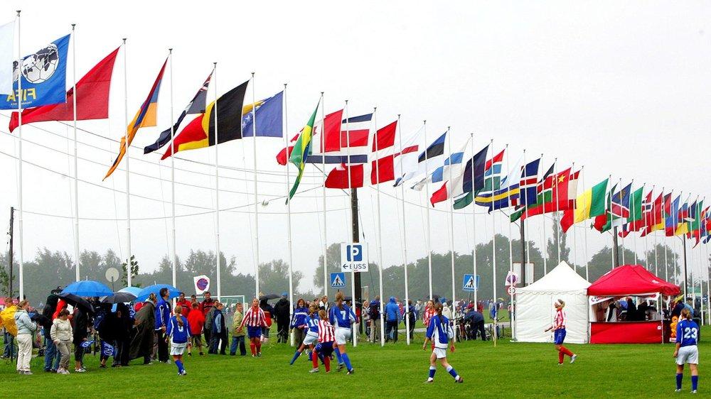 Norway Cup, coupe de football en Norvège