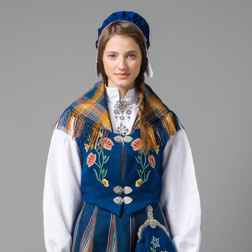 Bunad, Costume traditionnel au Nordland