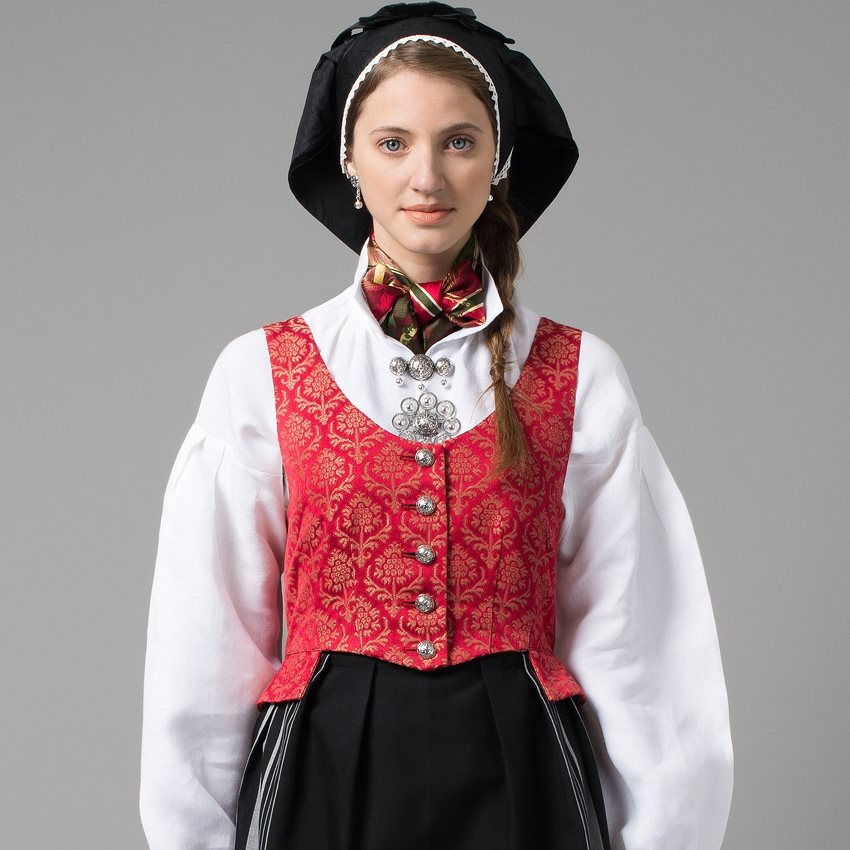 Bunad, Costume traditionnel du Troms
