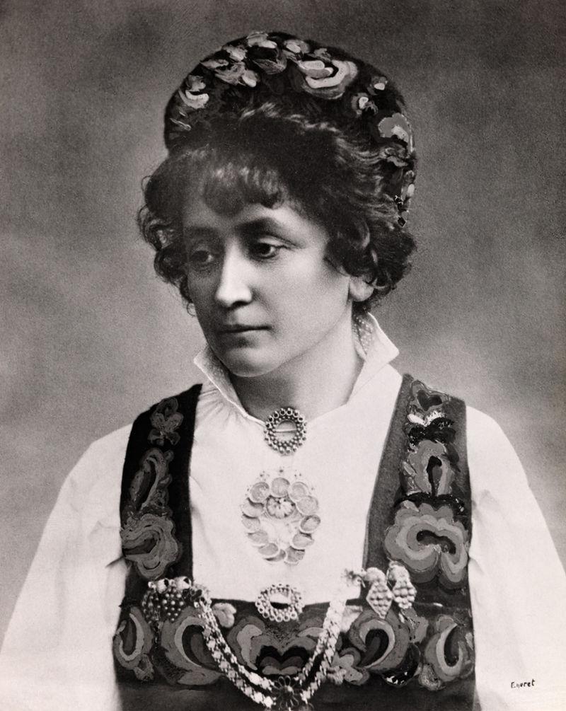 Hulda Garborg (1862-1934)