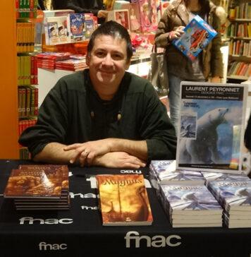 Laurent Peyronnet, auteur roman jeunesse