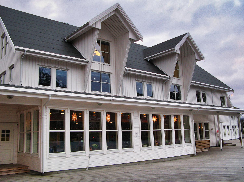 Hôtel restaurant Hamn i Senja