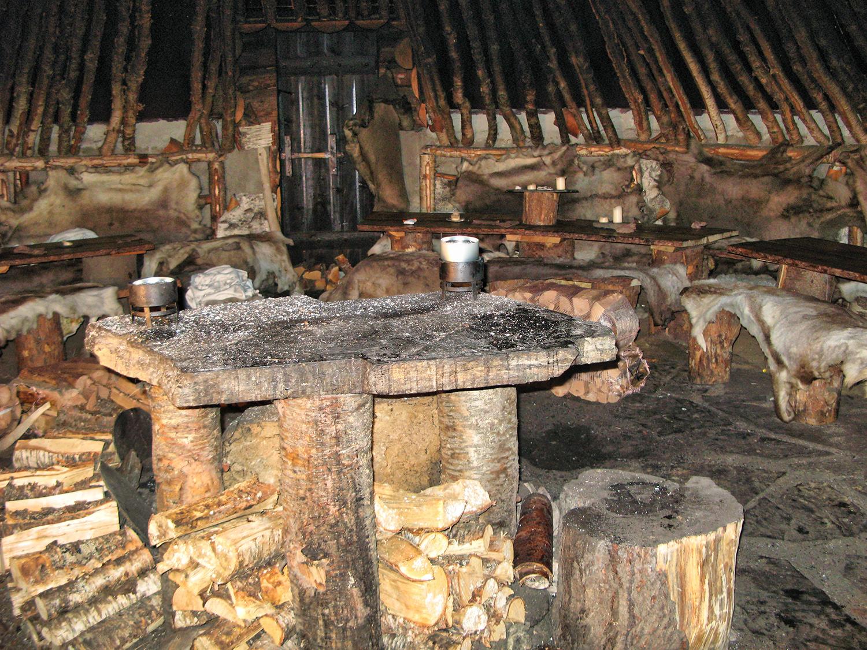 Tuvsjyen, soirée Stone Age