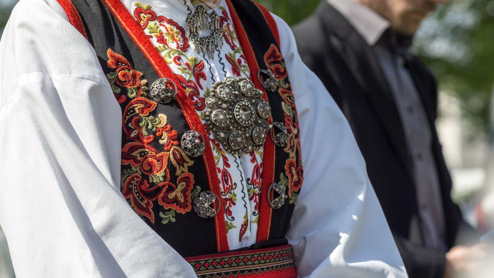Bunad, costume traditionnel en Norvège