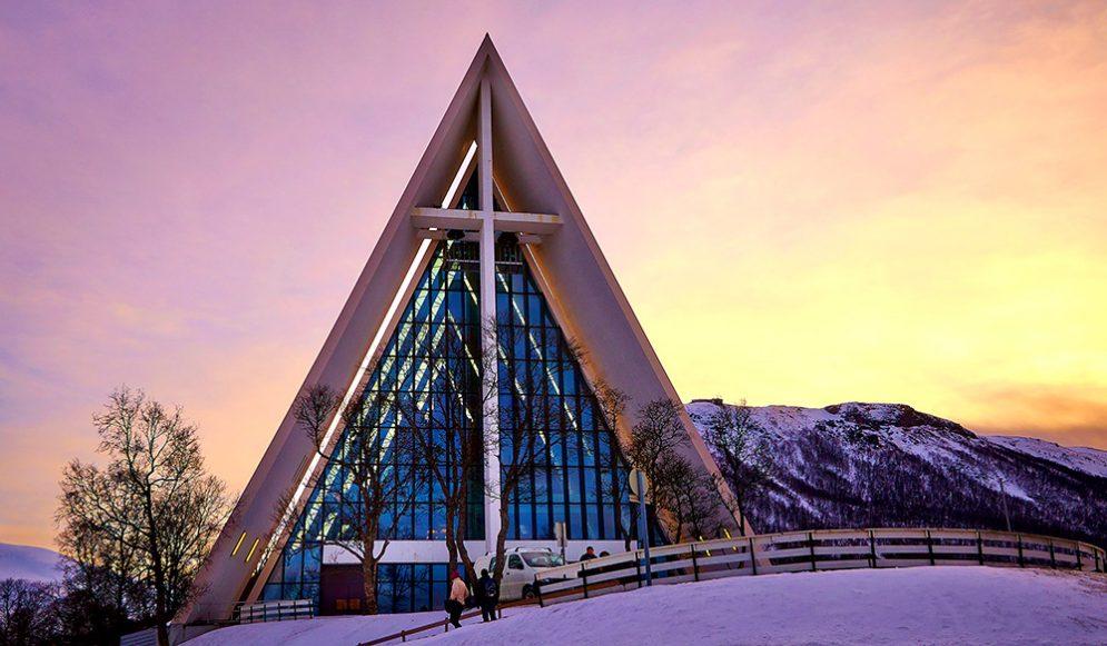 Cathedral de l'Arctique à Tromsø