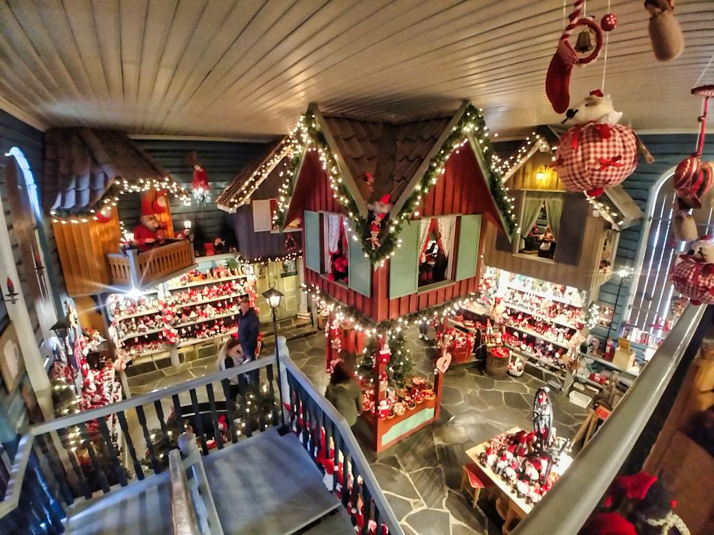 Maison du Père Noël à Drøbak