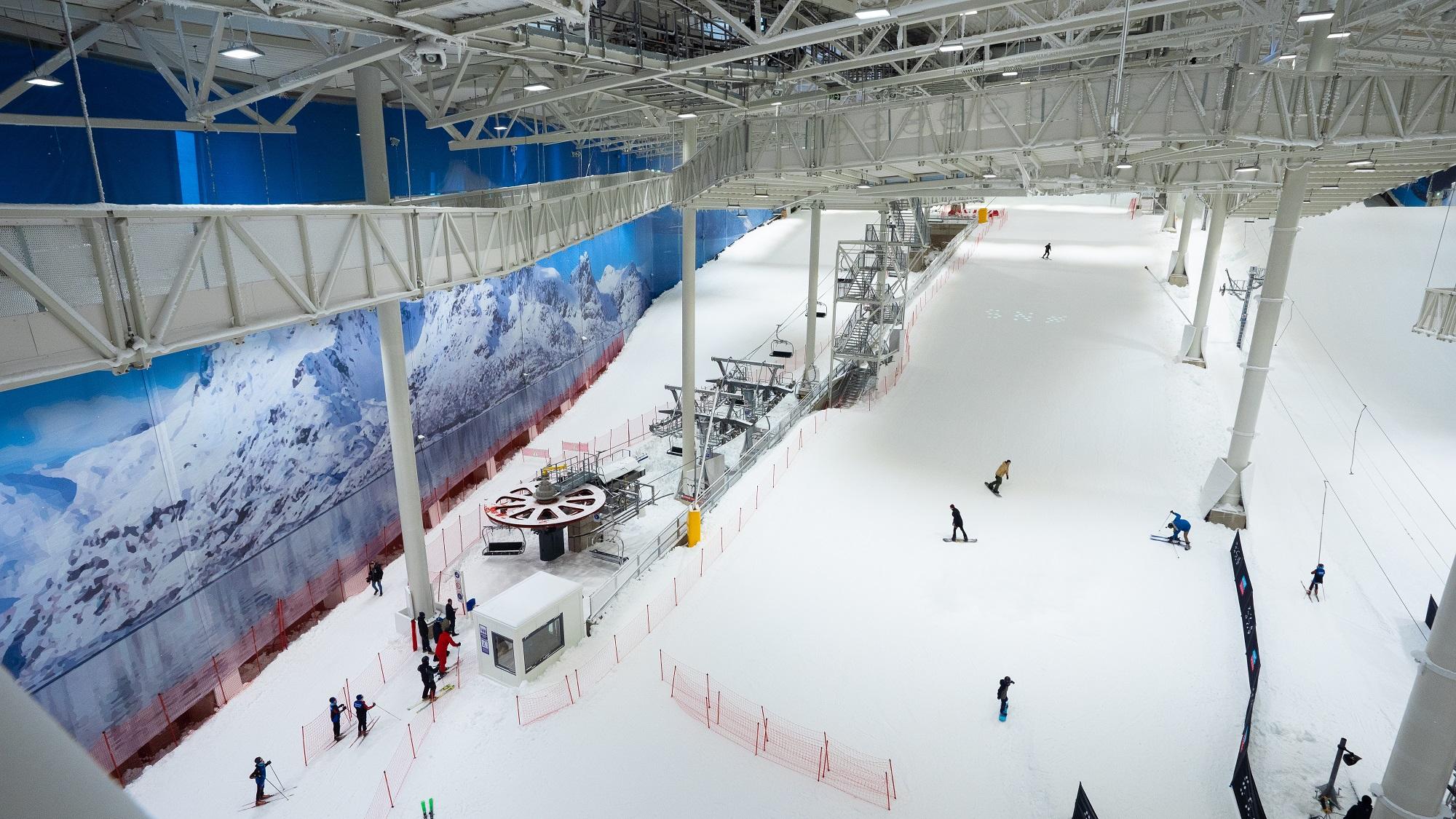 Pistes de ski à Sno Oslo