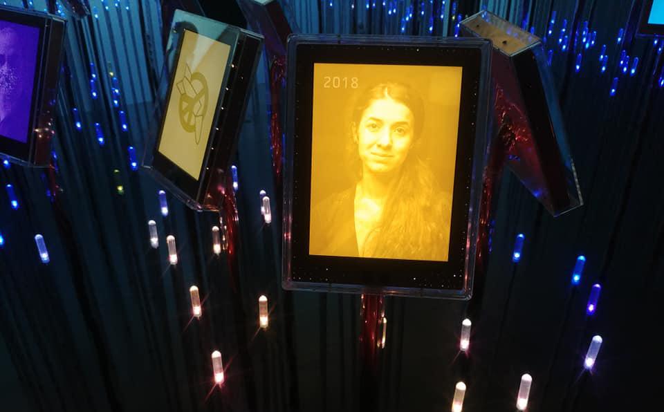 Nadia Murad, Prix Nobel de la Paix 2018