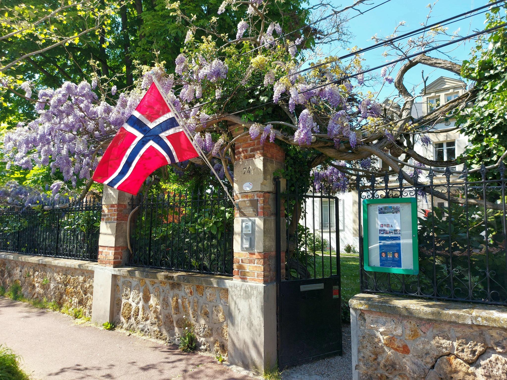 L'église norvégienne de Paris