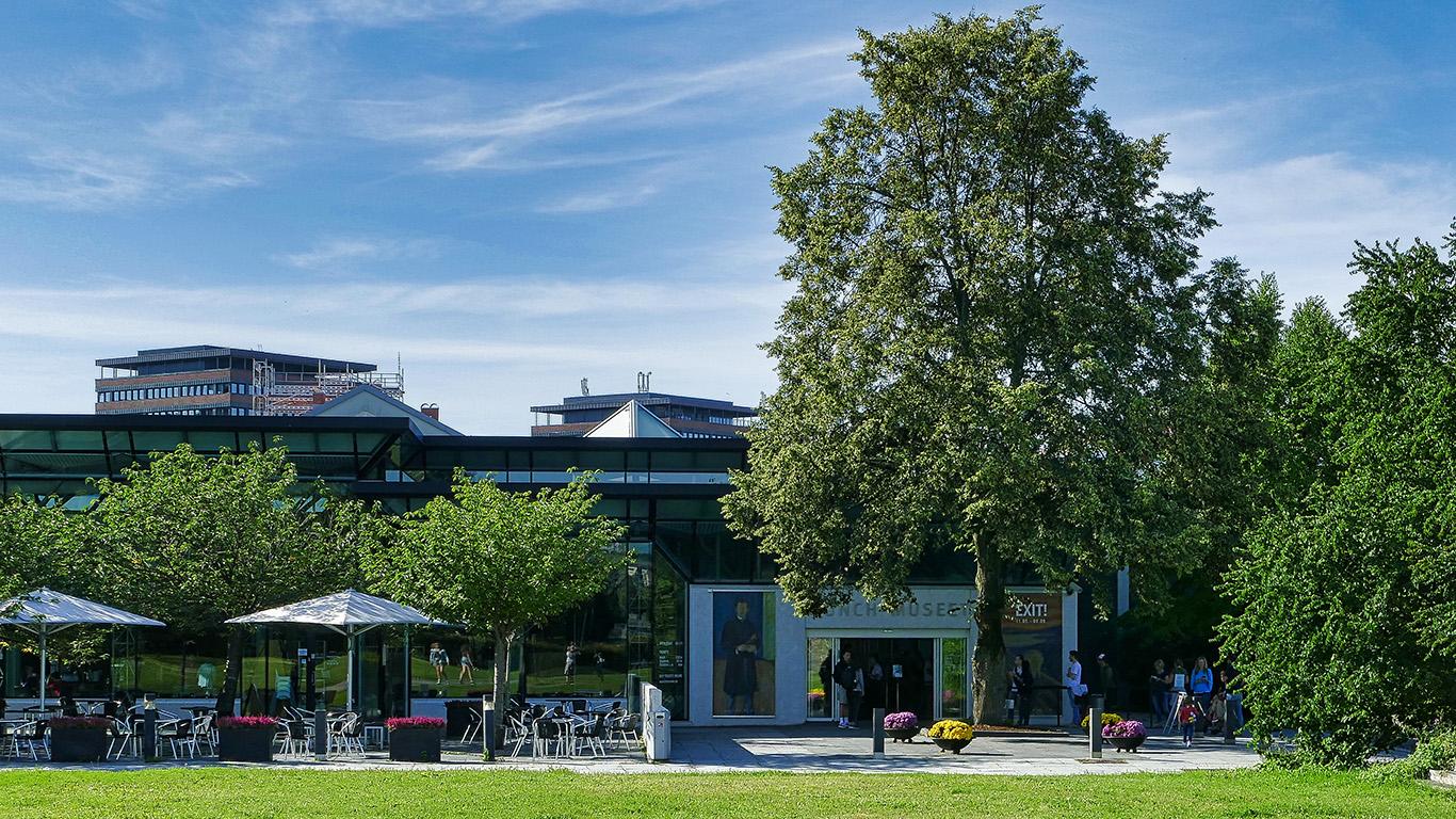 Ancien musée Munch à Oslo