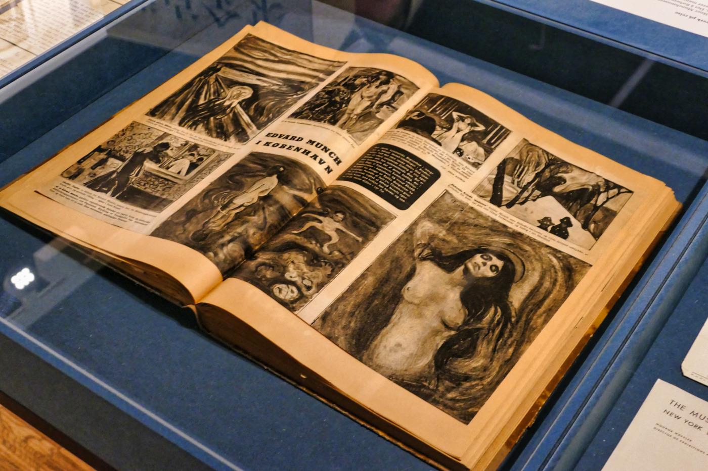 Exposition Exit à l'ancien musée Munch