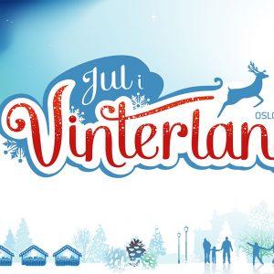 Marché de Noël - Jul i Vinterland à Oslo