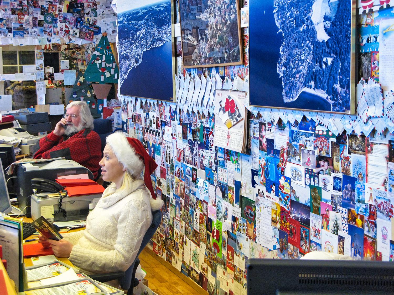 L'office de tourisme de Drøbak