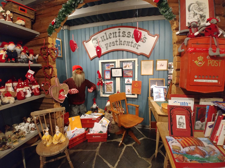 Bureau de poste du père Noël à Drøbak